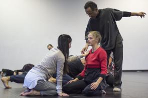Seminario di danza sensibile con Claude Coldy
