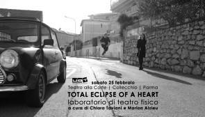TOTAL ECLIPSE OF A HEART. Seminario con Chiara Taviani e Marion Alzieu