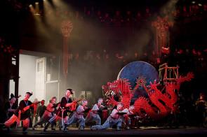 La Royal Opera House di Londra cerca danzatori e danzatrici per la Turandot di Puccini, coreografie di Kate Flatt