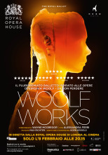 Alessandra Ferri in Woolf Works di Wayne McGregor in diretta via satellite al cinema dalla Royal Opera House