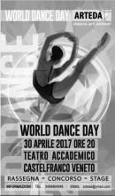 World Dance Day a Castelfranco Veneto