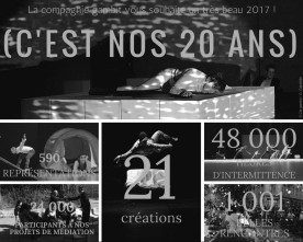 Audizione Compagnie Gambit (Francia)