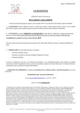 Audizione Balletto di Siena per la stagione 2017-2018