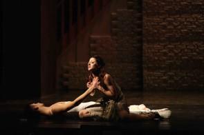 Al Castello Sforzesco il Balletto di Milano in Romeo e Giulietta di Federico Veratti e Marco Pesta