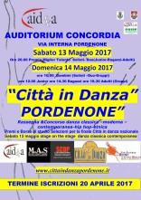 Città in Danza Pordenone 2017