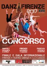 Concorso Internazionale danzAfirenze 2017