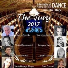 Concorso Internazionale di danza Città di Spoleto 2017