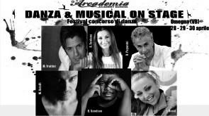 Danza e Musical on Stage sul Lago d'Orta