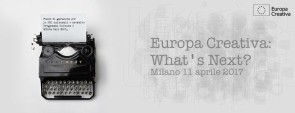 Europa Creativa: what's next?