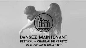 Festival Dansez Maintenant. Workshop e laboratori creativi allo Château de Véretz (Francia)
