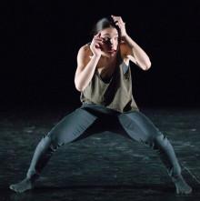 Erika Silgoner vince il Premio alla coreografia al Solo Tanz Theater Festival di Stoccarda