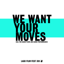 Lago Film Fest 2017.  Open Call per dance performances e dance film.
