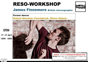 Reso-Workshop con James Finnemore