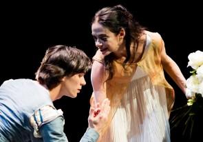 Alessandra Ferri e l'Hamburg Ballett al Teatro La Fenice di Venezia con Duse di John Neumeier