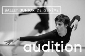 Audizione Ballet Junior de Genève (Svizzera)
