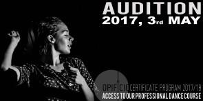 Audizioni Opificio Certificate Program A.A. 2017-2018
