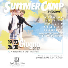 DANCEgroup Summer Camp