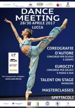 Dance Meeting Lucca 2017