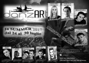 DanzARt in summer e Competition Puglia in danza 2017