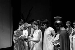 La Compagnia L'Araba Fenice e la scuola Susanna Egri in Gesù di Nazareth: l'Uomo