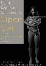 Kseij Dance Company cerca un giovane coreografo per nuovo spettacolo