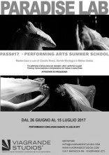 PARADISE LAB PASS#17 Performing Arts Summer School 2017
