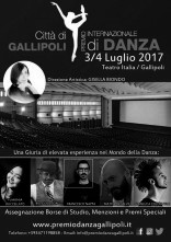 Premio Internazionale di Danza Città di Gallipoli