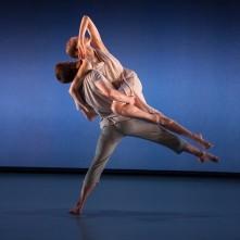 Richard Alston Dance Company. Audizione a Londra.