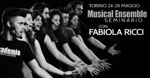 Seminario di Musical Ensemble con Fabiola Ricci