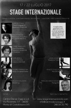 Stage Internazionale di Danza