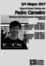 Stage di danza classica con Pedro Carneiro Direttore del Conservatorio Nazionale di Lisbona