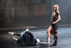 I sentieri dell'animo umano: imPerfect Dancers Company con In-Faust