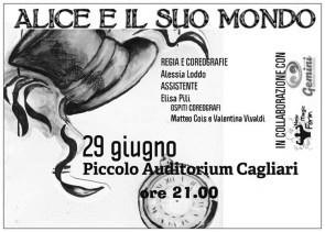 A Cagliari Alice e il suo mondo di Alessia Loddo
