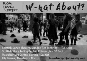Audizione Fuora Dance Project (UK)