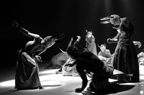Les nuits barbares di Hervé Koubi in Sardegna