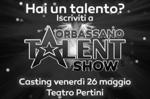 Casting Orbassano Talent Show 2017