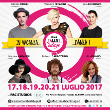 Roma Talent Stage