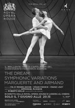 Royal Ballet al cinema. In un trittico firmato Ahton, Sarah Lamb, Steven McRae, Marianela Nuñez, Vadim Muntagirov, Zenaida Yanowsky e Roberto Bolle