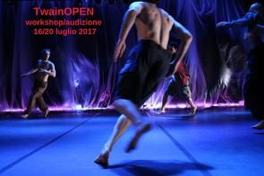TwainOPEN Workshop Audizione per progetti 2017-2019 per Twain di Loredana Parrella