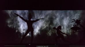 La eVolution Dance Theater con Night Garden in Emilia Romagna, Veneto e Lombardia