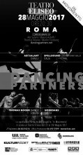 Dancing Partners: Mauro Astolfi, Thomas Noone,  Martin Forsberg, Adi Salant chiudono la rassegna InMovimento al Teatro Eliseo.