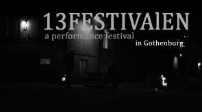 Bando 13 festivalen Sökes al Konstepidemin di Göteborg (Svezia)