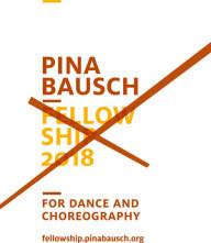 Pina Bausch Fellowship per Danza e Coreografia 2018. Borsa di Studio della Arts Foundation of North Rhine-Westphalia e della Pina Bausch Foundation. Open call.