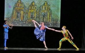 Al Teatro di Milano Astra Roma Ballet ne Il Flauto Magico di Paolo Arcangeli