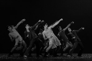 Successo a Roma per Aterballetto con Golden Days di Johan Inger