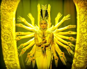 Dalai Nuur. Suggestioni d'Oriente al Teatro Il Celebrazioni di Bologna