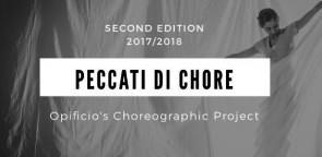 PECCATI DI CHORE. Residenze creative all'Opificio di Roma. Open Call