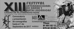 Ciudad de Alcobendas ADAE. XIII Festival Internazionale di Danza e Arti Sceniche (Spagna)