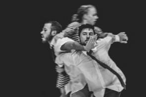 Premio Prospettiva Danza Teatro 2017: Nicolò Abbattista, Leonardo Diana, Carlo Massari e Erica Mattioli i quattro finalisti selezionati.
