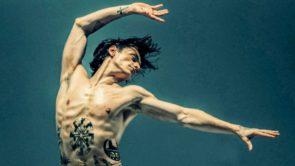 Sergei Polunin incontra il pubblico al Florence Dance Festival in occasione della proiezione di Dancer, il film documentario di Steven Cantor